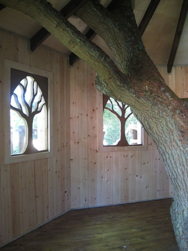High Life Treehouses - Treehouse Gallery   High Life Treehouses