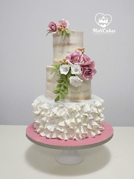 Lanes Bakery Wedding Cakes