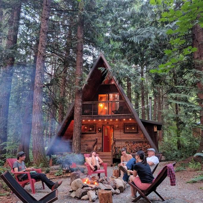 Entire Home Apt In Packwood United States Little Owl Is
