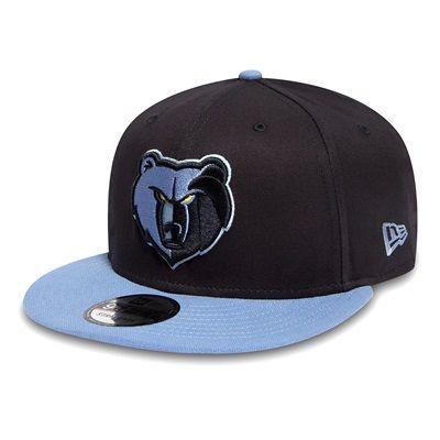 Memphis Grizzlies New Era Basic 9FIFTY Snapback Cap: Memphis Grizzlies New Era Basic 9FIFTY Snapback Cap #nbastore #nbastoreeurope