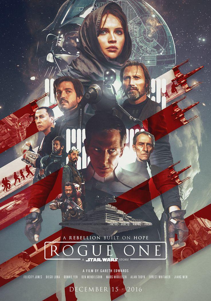 Star Wars - #08 - Rogue One - Laura Racero ----