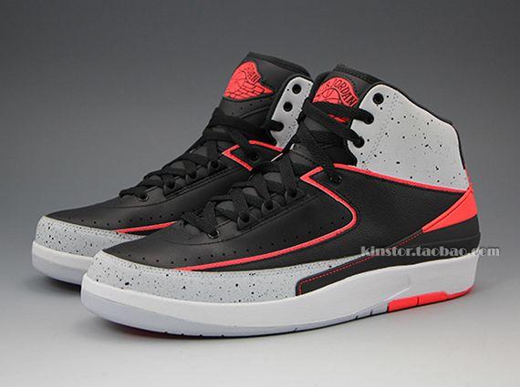 Air Jordan 2 Retro - Infrared 23 | The Air Jordan 2 Retro will be one