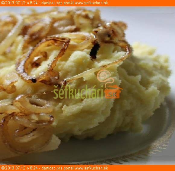 Fučka - zemiaková kaša