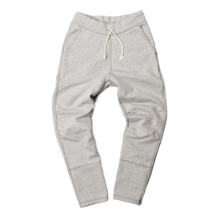 REIGNING CHAMP x NONNATIVE STUDENT PANT - HEATHER GREY | Reigning Champ