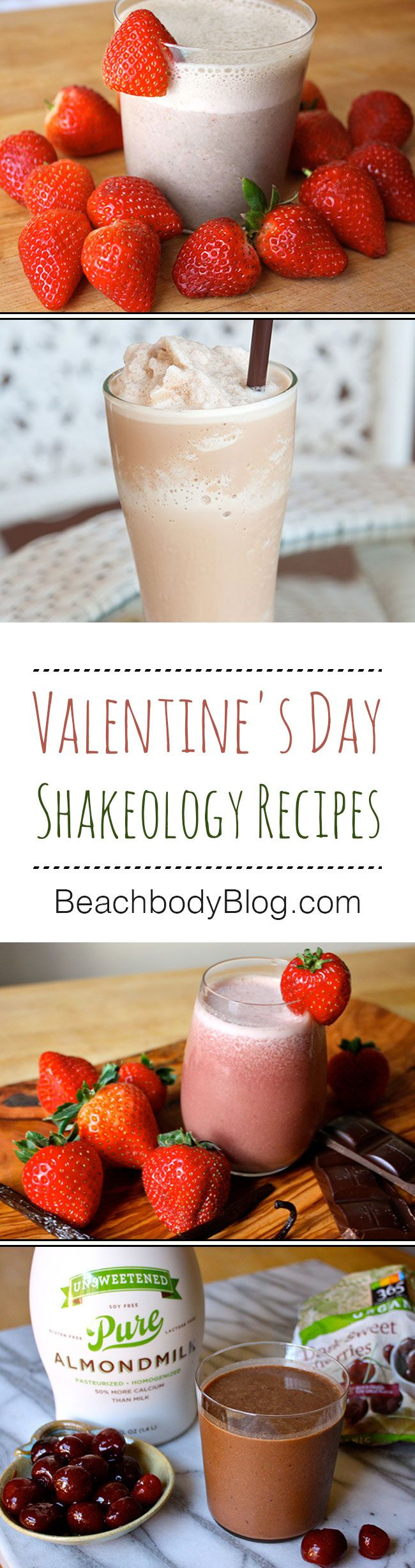 Shakeology recipes Choco Cherry-licious & more