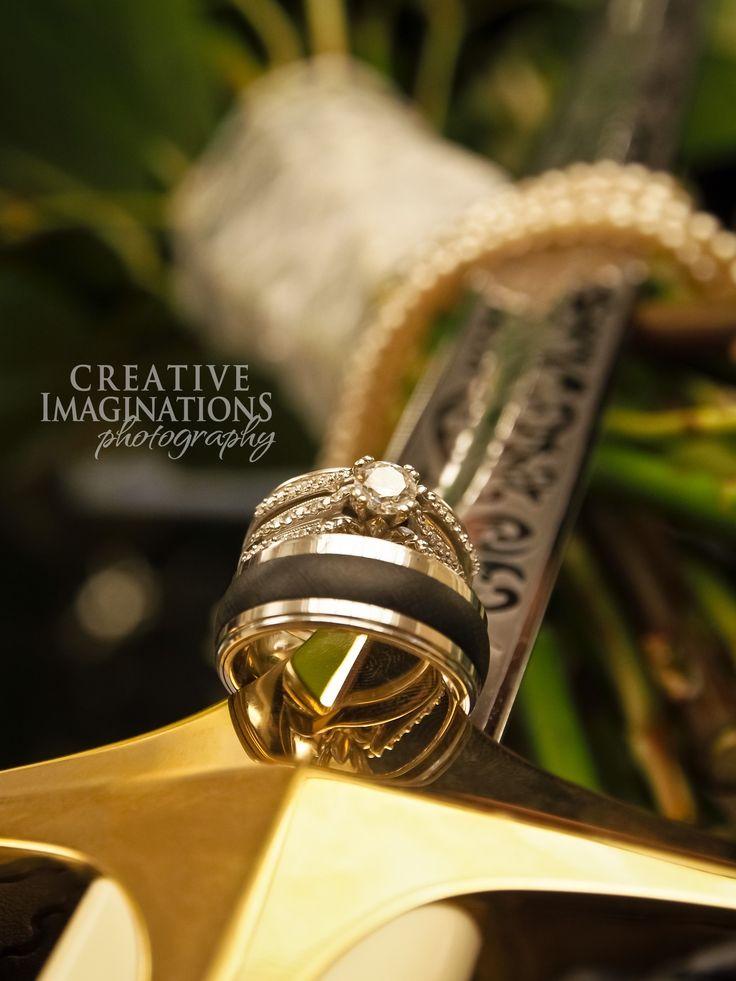 military weddings camp lejeune wedding photographer creative imaginations photography - Military Wedding Rings