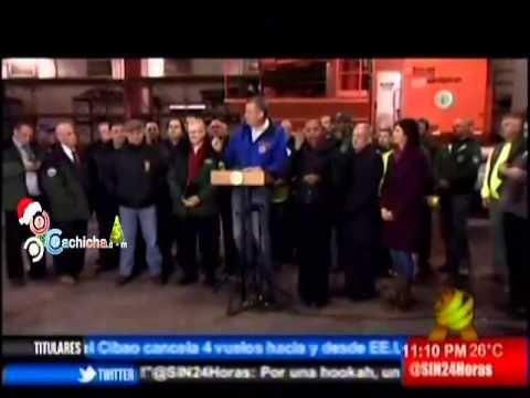Tormenta invernal #Video - Cachicha.com