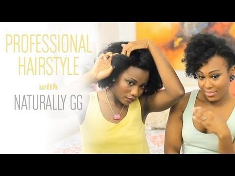 Naturally GG Professional Natural Hairstyle | L'Oreal Paris EverCurl