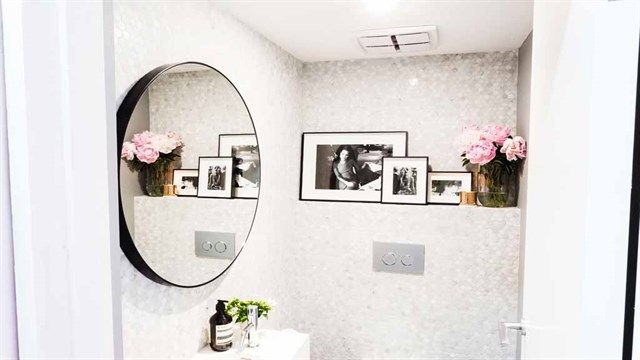 Reveal review: Cellars, laundries and powder rooms   The Block Triple Threat   9Jumpin