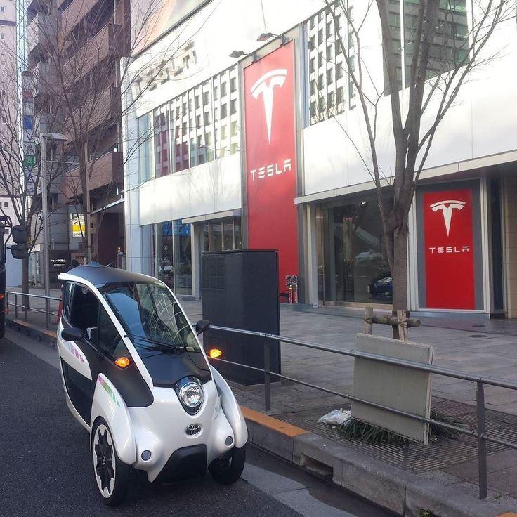 #iROAD #toyota #tesla #テスラ #テスラモーターズ #electriccar #electricvehicle #ToyotaiROAD #timescarplushamo #タイムズカープラス #timescarplus by kumamon5515