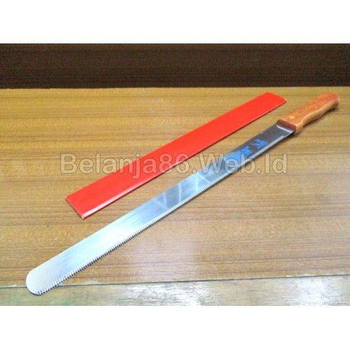 Kitchen Expert Super Doll Knife Bread - Pisau Roti 35cm