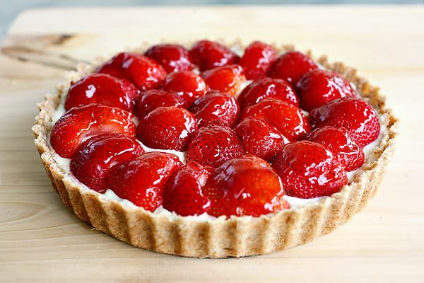 Perfect for Summer - Strawberry Tart recipe