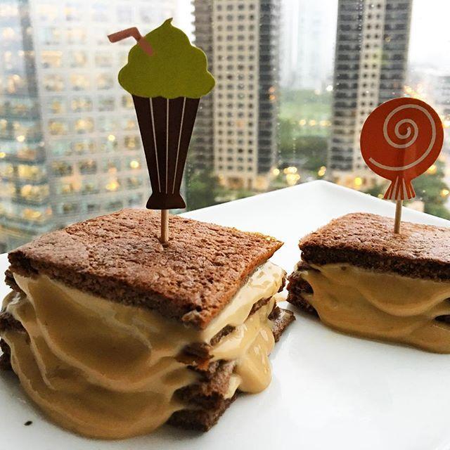 Chocotorta Fit