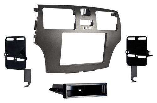 Metra - Dash Kit for Select 2002-2003 Lexus ES 300/ES 330 - Gray