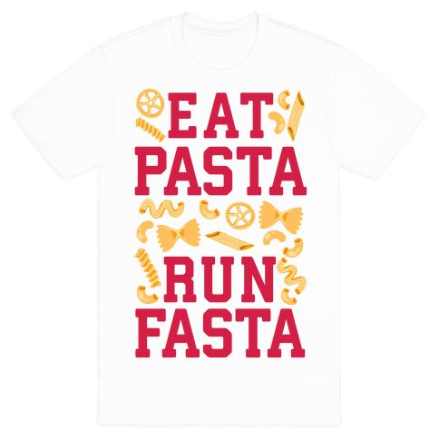 Like the second best reason to run cross-country is getting to load up on carbs before a race. Pasta is the best running food there is, before AND after a race, so show off your speed and endurance as a long distance xc runner with this awesome cross country shirt!