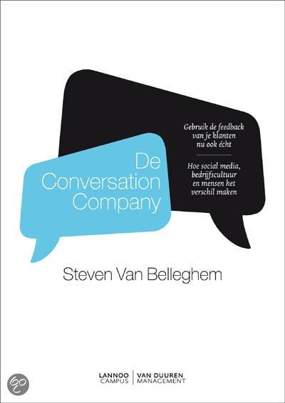 De Conversation Company door Steven Van Belleghem