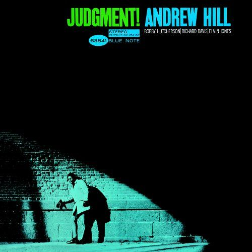 Andrew Hill Judgment! Blue Note 4159 1964