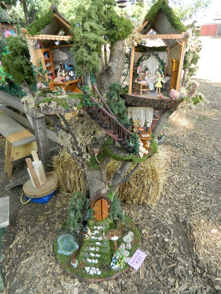 17 Best Images About Dollhouses Amp Fairy Houses On