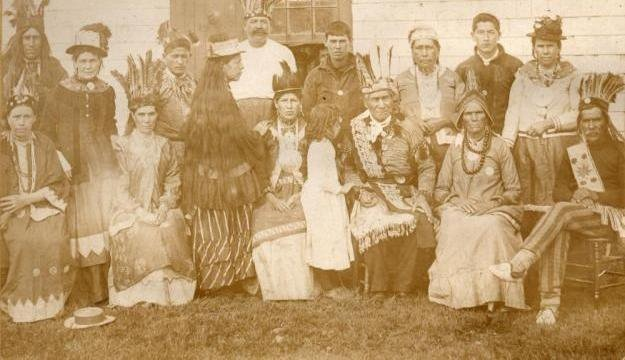 the history of the passamaquoddy indians Passamaquoddy bay was known for its abundance of fish, particularly pollock, hence the passamaquoddy people were known as the peskotomuhkati - 'fishers of pollock' there are three distinct self-governing passamaquoddy communities within the tribe's ancestral homeland.