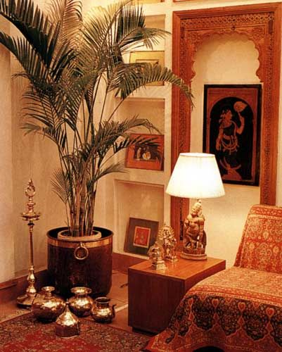 India home decorating celebrations decor an indian for Simple home decor ideas indian