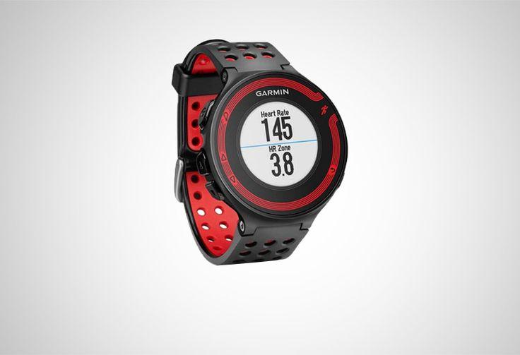 #Garmin Forerunner 220 GPS HRM black/red