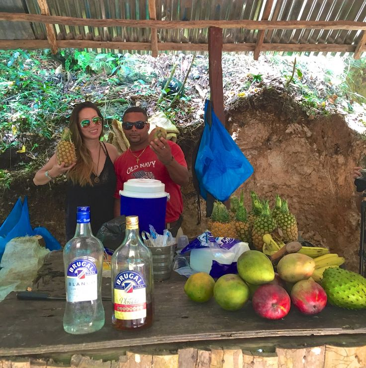 When in Samana, drink as the locals drink.. Mamajuana!