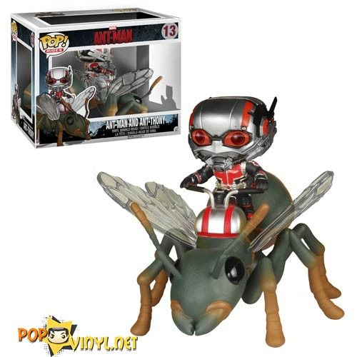 Rides- Marvel Ant-Man- Ant-Man and Ant-Thony