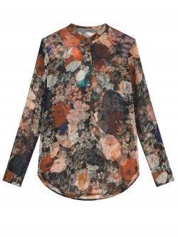 RAQUEL ALLEGRA / CHEMISE HENLEY  Disponible sur : http://www.bymarie.com/marques/raquel-allegra.html #raquelallegra #vetement #clothes #boheme #chic #fashion #mode #paris #marseille #sainttropez #chic #bymariestore