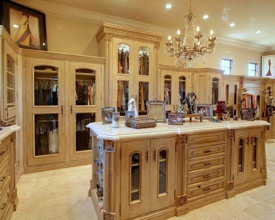 master closet hers mediterranean closet phoenix fratantoni luxury estates