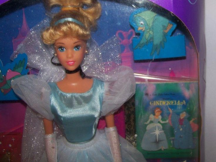 disney cinderella barbie dolls 1990's - Google Search
