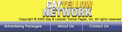 Gay and Lesbian Yellow Pages: Home