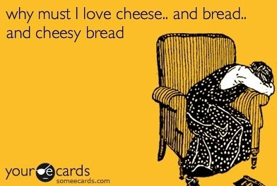 Story of my life.: Food Group, Cheese Breads, The Struggling Is Real Funny, Ecards Diet, My Life, Cheesy Breads, So True, Bacon Mmmm, Carb Funny