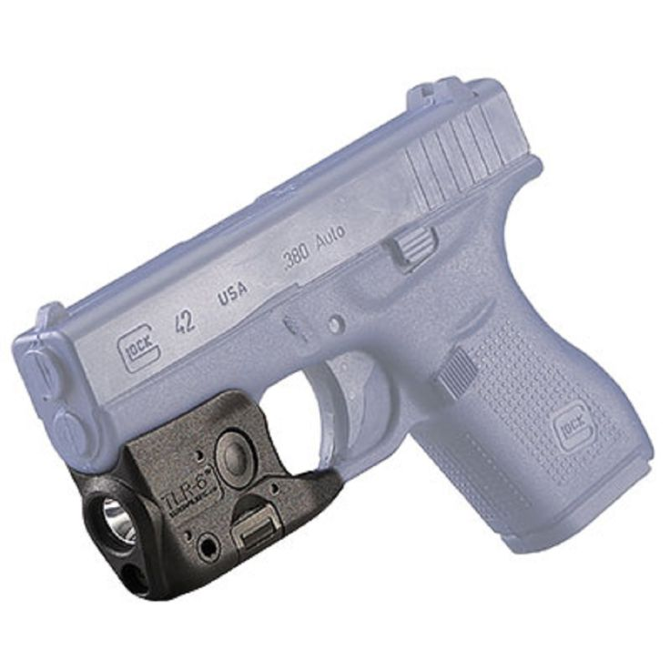 The first Subcompact Gun-Mounted Tactical Light that has both an LED Illuminator and a laser. This lightweight light maximizes visibility and targeting capability in a variety of home defense and tact