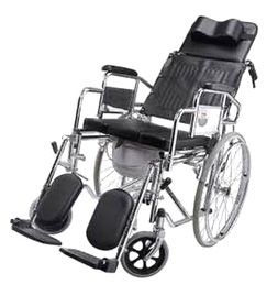 Buy lightweight reclining wheelchair with full-length removable armests black powder coat finish  sc 1 st  Pinterest & 7 best reclining wheelchair images on Pinterest | Jaipur india ... islam-shia.org