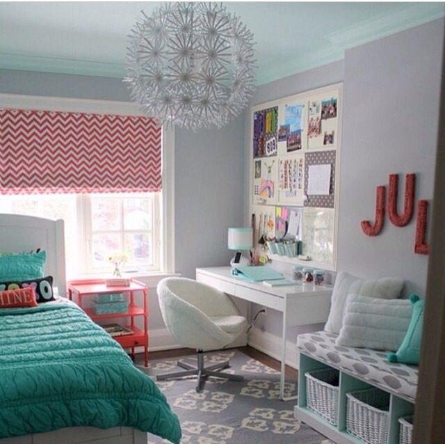 Love the graybwalls room pinterest dormitorio ideas for Habitaciones juveniles para ninos
