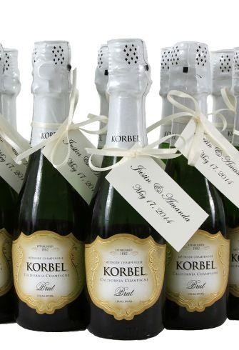 Case Korbel Favors - Brut (24 x 187ml) – Korbel Champagne Cellars Online Store