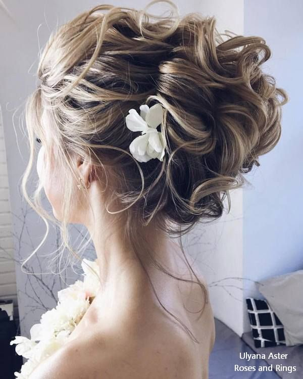 20 Ulyana Aster Long Wedding Hairstyles And Updos Wedding