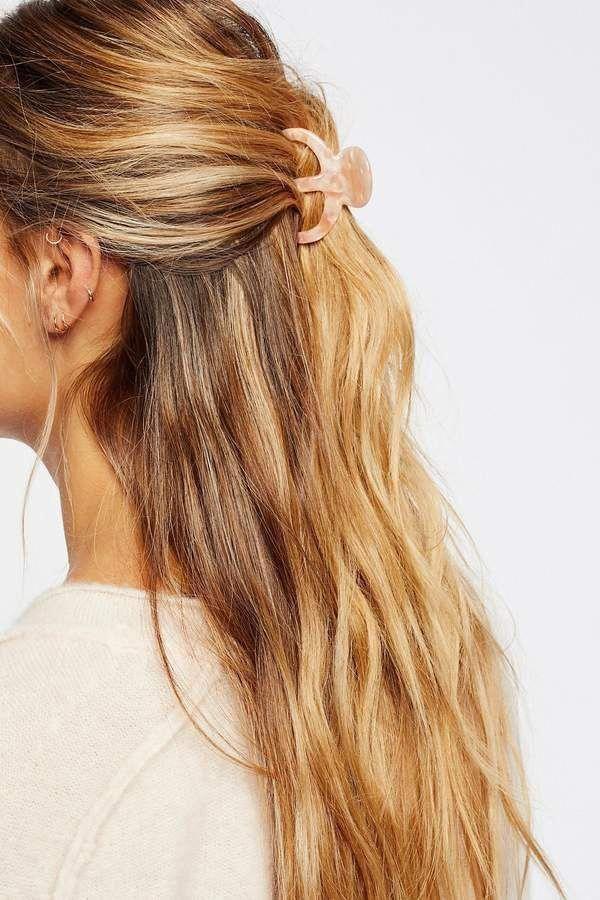 Octopus Hair Claw | Long face hairstyles, Long hair styles, Hair styles