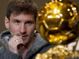 Lionel Messi remporte un 5e Ballon d'Or !!! • Hellocoton.fr