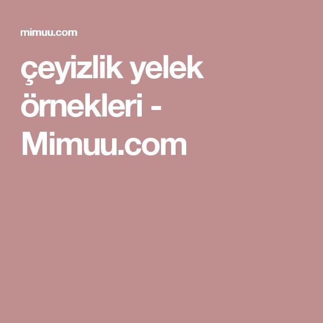 çeyizlik yelek örnekleri - Mimuu.com