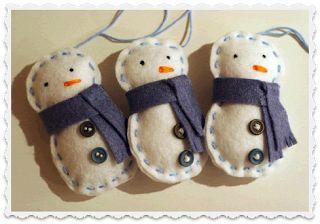 lumiukon joulu: Käsitöillä Jouluun