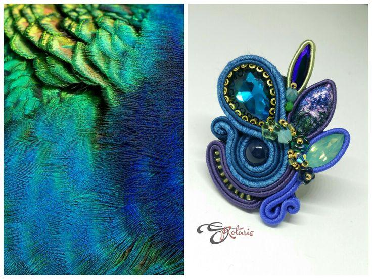 #simonarotaris #soutache #handmadejewelry #earrings #uhani #pendient