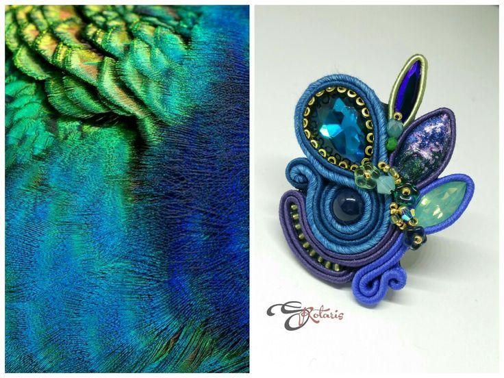 #simonarotaris #soutache #handmadejewelry #earrings #uhani #pendient