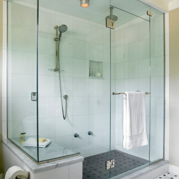Make sure you get the right tiles for your steam shower
