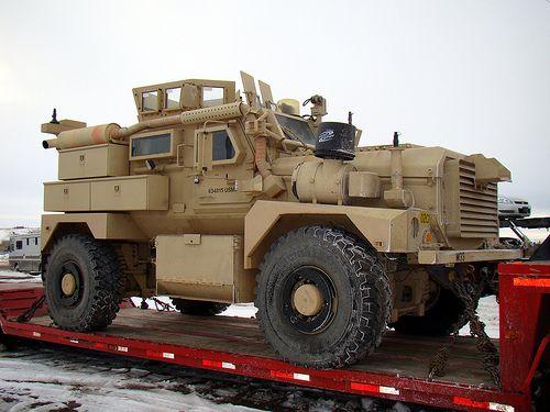 Armor Car That Cost Mollion