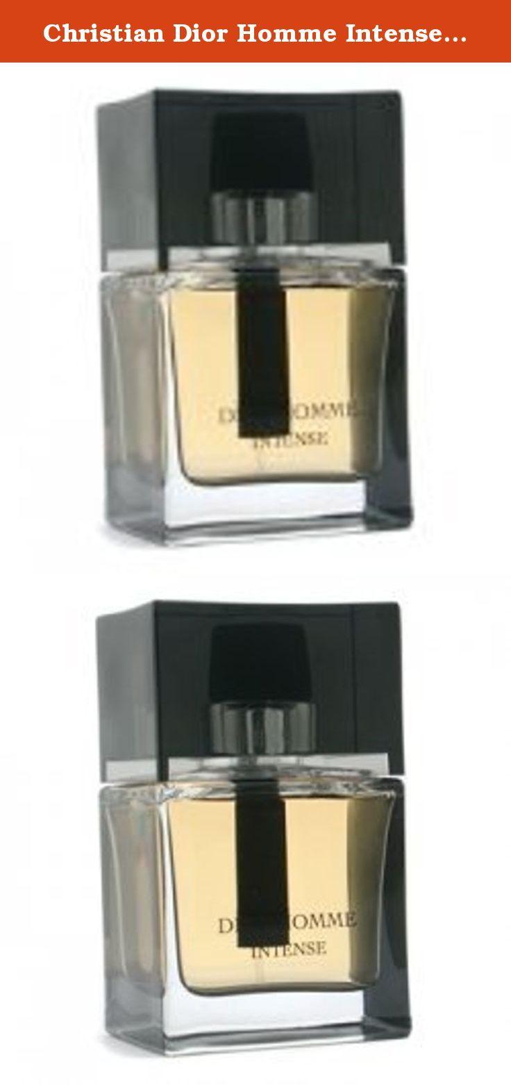 Christian Dior Homme Intense Eau de Parfum Spray for Men, 1.7 Fluid Ounce. Christian Dior Homme Intense EDP 1.7 oz.