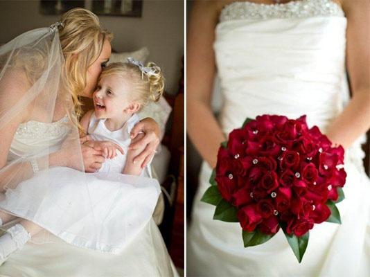 Real Life Bride Kellie'sBeauty:  Kyllie's Hair #rozlakelin #bridal #bride #wedding #beautiful #designer #couture #fashion