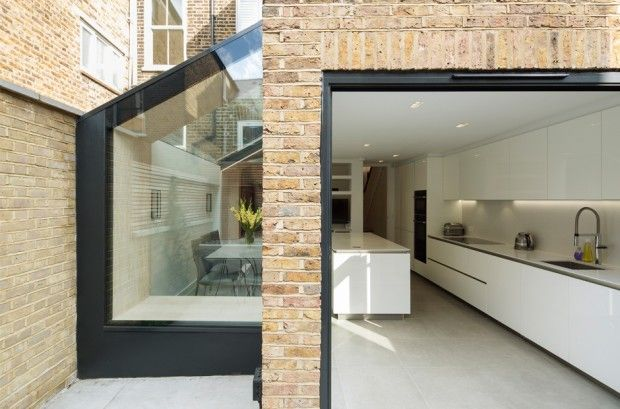 15 pingles cuisine victorienne incontournables maisons for Architecture victorienne a londres