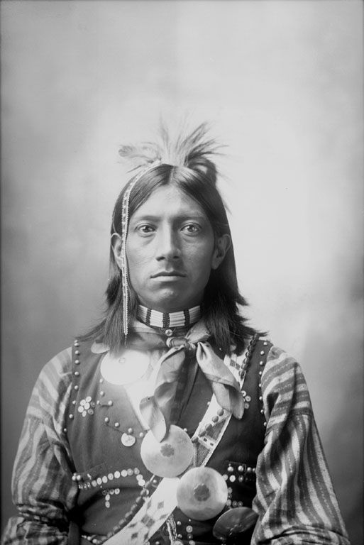 John Rush Buffalo - Tonkawa - 1898