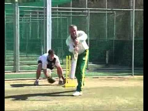 Wicket Keeping: Standing Up Drills 2/2